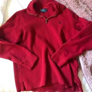 ralph lauren quarter zip